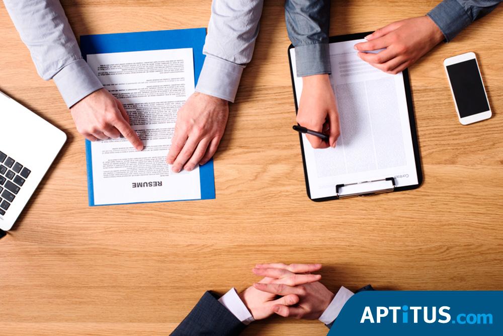 5 cosas que no debes incluir en tu CV   Aptitus