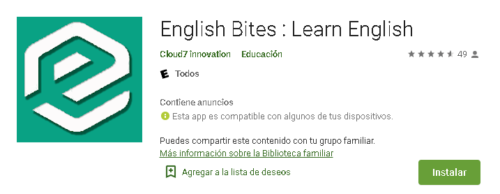 descarga english bites