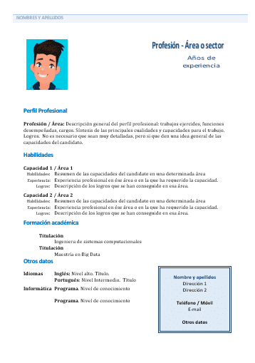 Curriculum funcional 1