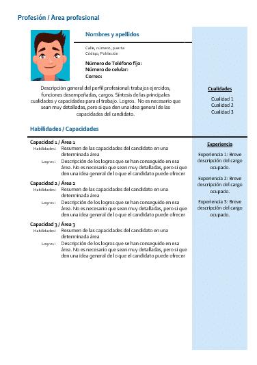 Curriculum mixto